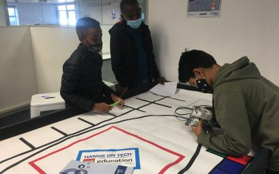 Train your child's brain at Curro's Coding and Robotics Boot Camp: 1st and 2nd October 2021