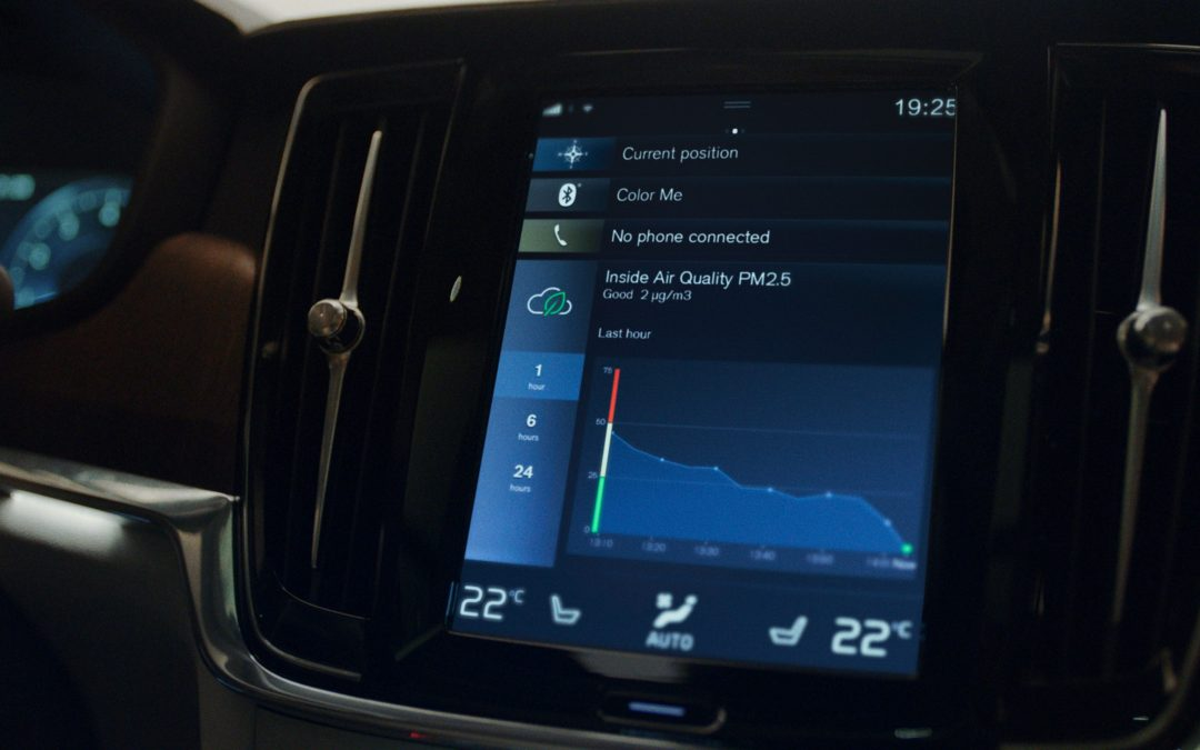 Volvo's world-first air-cleaning system comes to SA